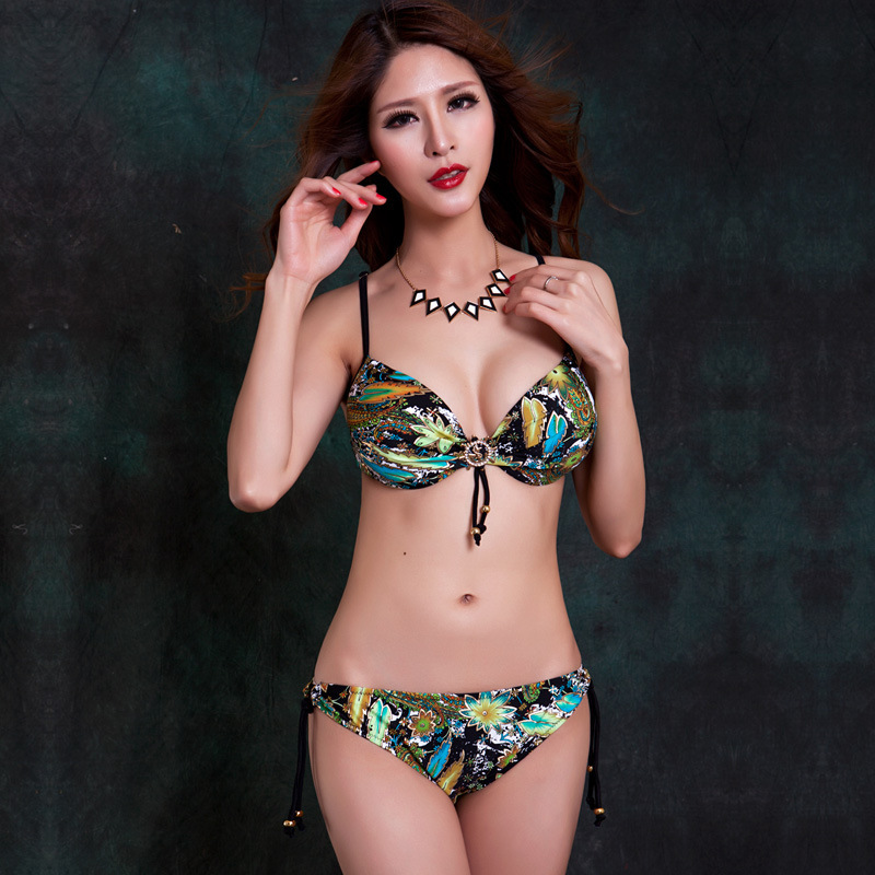 2017 new sexy foreign trade in Europe and the United States more than independent multi-brand design brand swimwear<br><br>Aliexpress
