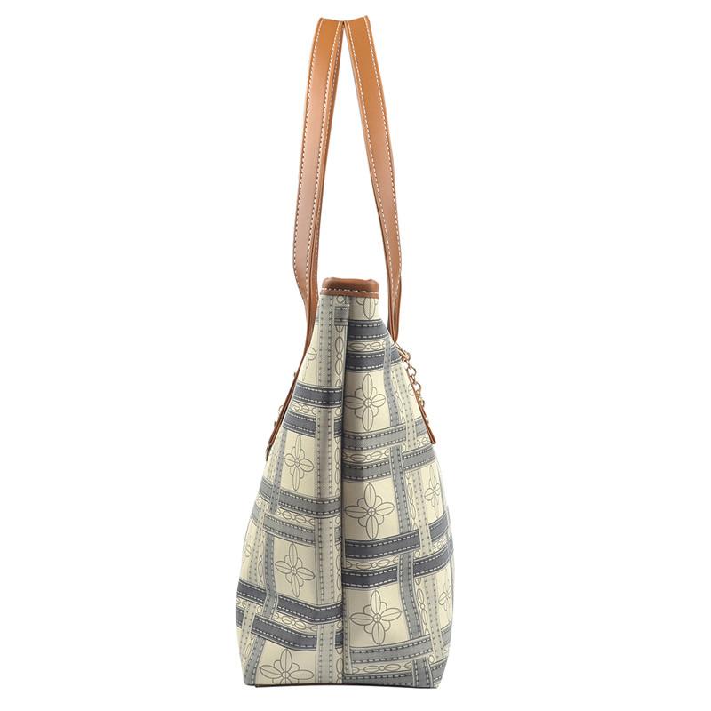 Micom Printed Bag Female Luxury Handbags Women Bags Designer Shoulder Bags Women High Quality Leather Hand Bag Bolsa Feminina 40