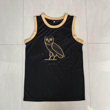 #9 Aubrey Drake Graham Throwback Basketball Jersey Any Name and Letter(China)