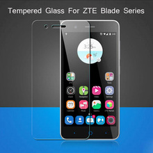 2.5D 9H Screen Protector Tempered Glass For ZTE Blade A510 A452 A460 V6 V7 Lite X3 X5 X7 X9 L5 Toughened Explosion Proof Film