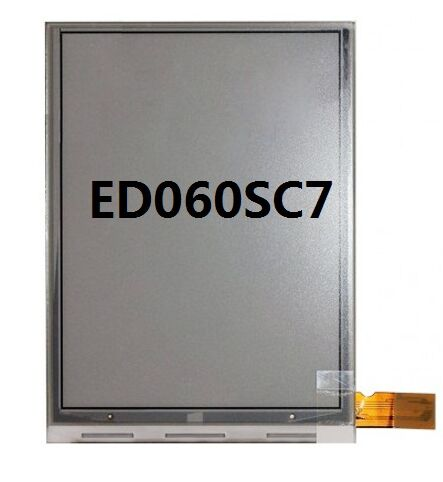 without touchpanel 6 inch screen lcd display for Pocketbook 614 Basic 2  Free shipping<br>