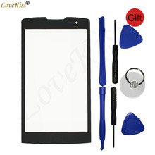 Buy LG Leon H340 H320 H324 H340N Touch Screen Sensor Outer Glass Front Panel LCD Display Digitizer Glass Lens Cover Replacement for $3.02 in AliExpress store