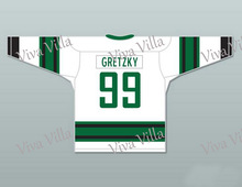 Custom Hockey Jersey 1971-72 Wayne Gretzky 9 Hespeler Minor Olympics 1974 Wayne Gretzky 99 Hespeler Minor Olympics Men's Jersey(China)