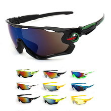 2018 UV 400 Men Cycling Glasses Outdoor Sport Mountain Bike Bicycle Glasses Cycling Eyewear Fishing Glasses Oculos De Ciclismo  (China)