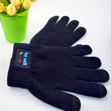 hottest manufacturer Bluetooth Talking Glove for all mobile phones.