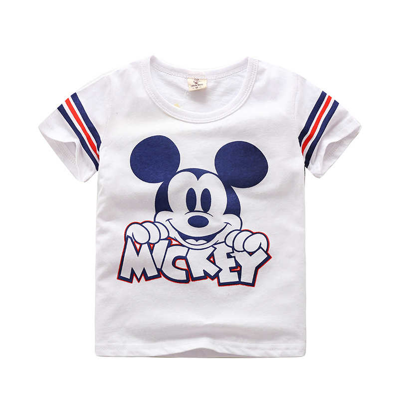 89914c4d6 Boy T-shirt Mickey Mouse Clothing Clothes Fashionable T-shirt for Boy & Girl