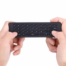 Mini 2.4G Wireless Keyboard Infrared Remote Learning Remote Control For Andriod TV Box HTPC