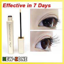 Amazing Effect in 30 days, Result in 7 days , True Effective Eyelash Growth Liquid Tonic Thick Longer eyelash growth 5ml(China)