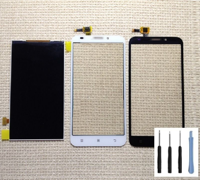 Front Outer Touch Glass Digitizer Sensor+LCD Display Screen For Lenovo A916<br><br>Aliexpress