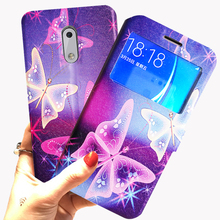Yonlintan flip coque,cover,case For nokia 3 nokia3 Leather 3d back original silicone funny mobile phone luxury silicon magnetic