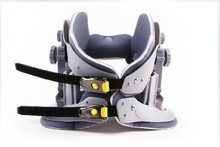 Schubert Cervical traction device apparatus Cervical spine care Physical therapy support Stretcher neck collar Medical home