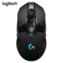 Logitech G900 Chaos Spectrum RGB Gaming Mouse Wired/Wireless 12000dpi Pro Grade Gamer Mouse Both Hands Mice