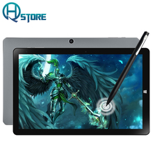 CHUWI Hi10 Plus 10.8 inch Tablet PC HD Large Screen 1920x1280 Windows 10+Android 5.1 Intel Z8350 Quad Core 4GB RAM 64GB ROM HDMI