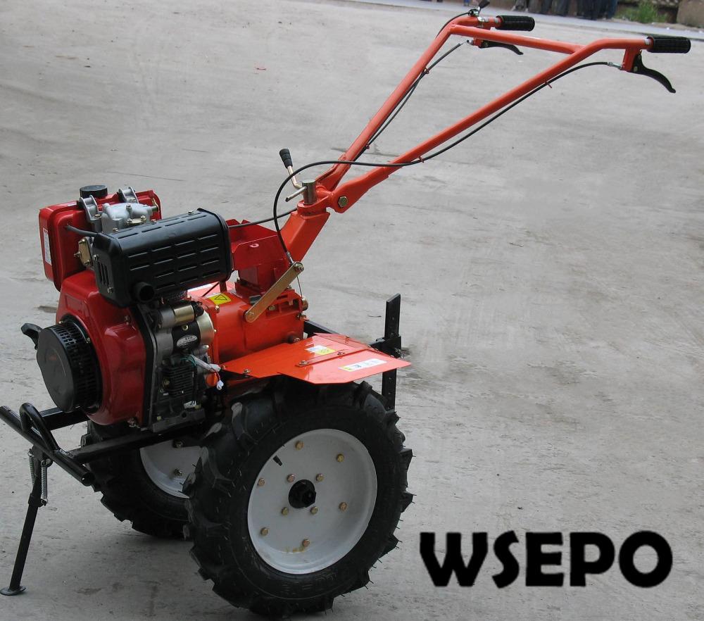 188F diesel tiller