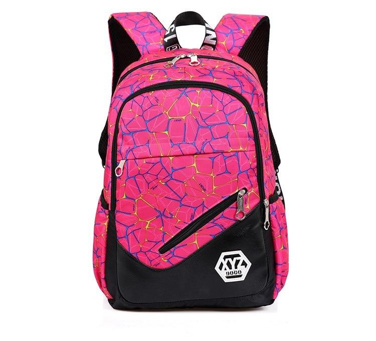 حقائب مدرسية عالية الجودة قماش 33