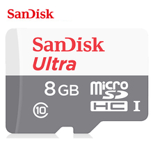 real capacity Sandisk Class10 memory card 64gb TF card up to 48Mb/s Micro SD card 8gb 16gb 32gb 100% Original for samrtphone(China)