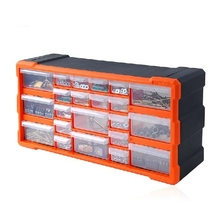 high-grade 22 drawers parts and finishing box storage box storage bins
