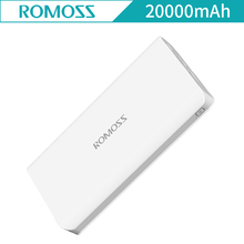 Buy ROMOSS Sense 6 Sense6 20000mAh Portable External Battery Power Bank Two USB Quick Charging Powerbank 20000mAh Xiaomi iphoneX for $23.21 in AliExpress store