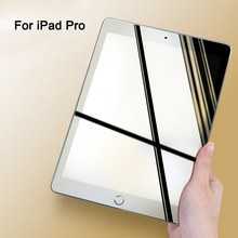 Tempered Glass Screen Protector For iPad Pro 9.7 10.5 inch 2017 Screen Protective Glass For Latest Model iPad 2017 Scratch Proof(China)
