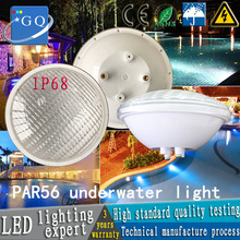 par56 swimming pool light ip68 24w 36w DC12v AC12V underwater lights fountain bulb outdoor waterproof cold/warm white led lamp(China)