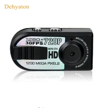 Dehyaton Mini Q5 Camera HD Motion Detection DV DVR Very Ultra Small Cam Camcorder Micro Digtal Video Recorder with Voice camera(China)