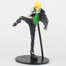 One Piece Toys Sanji Figure 20cm Action Figures Japanese Anime Collection Models