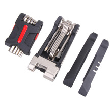 Buy Bicycle Repair Tool Multifunction Pocket Tools Hexagon Screwdriver Spoke Wrench Chain Rivet Remover Sets Bike Cycling Accessorie for $12.20 in AliExpress store