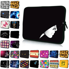 Charming Zipper 17 15 14 10 12 13 7 inch Laptop Sleeve Bag Portable Bolsas Cover Cases Computer Accessories Notebook Bags Cases