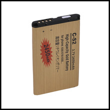 CS2 C-S2 Battery for Blackberry Curve 8300 8310 8320 8330 8520 8530 8700 8703e battery(China)