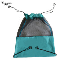 Baby Stroller Carrying Waterproof Bag Pushchair Mesh Bag Umbrella Baby Car Bag Stroller Accessories Basket Storage  GZ069