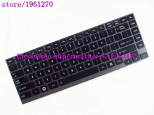 New Keyboard US For Toshiba Satellite U900 U920t Black