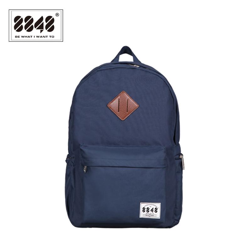 8848 Brand Backpack Travel School Backpack Bag 15.6 Inch Laptop Shoe Pocket Male Backpack 2017 Special Shoulder Bag Type D020-1<br>
