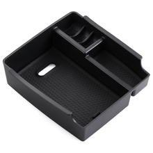 For Hyundai IX25 Creta Central Armrest Storage Box Container Holder Tray Accessories Car Styling