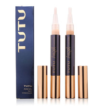 New Arrival Foundation Hide Blemish Dark Circle Cream Concealer pencil base Liquid Lipgloss camouflage contouring Concealer pen
