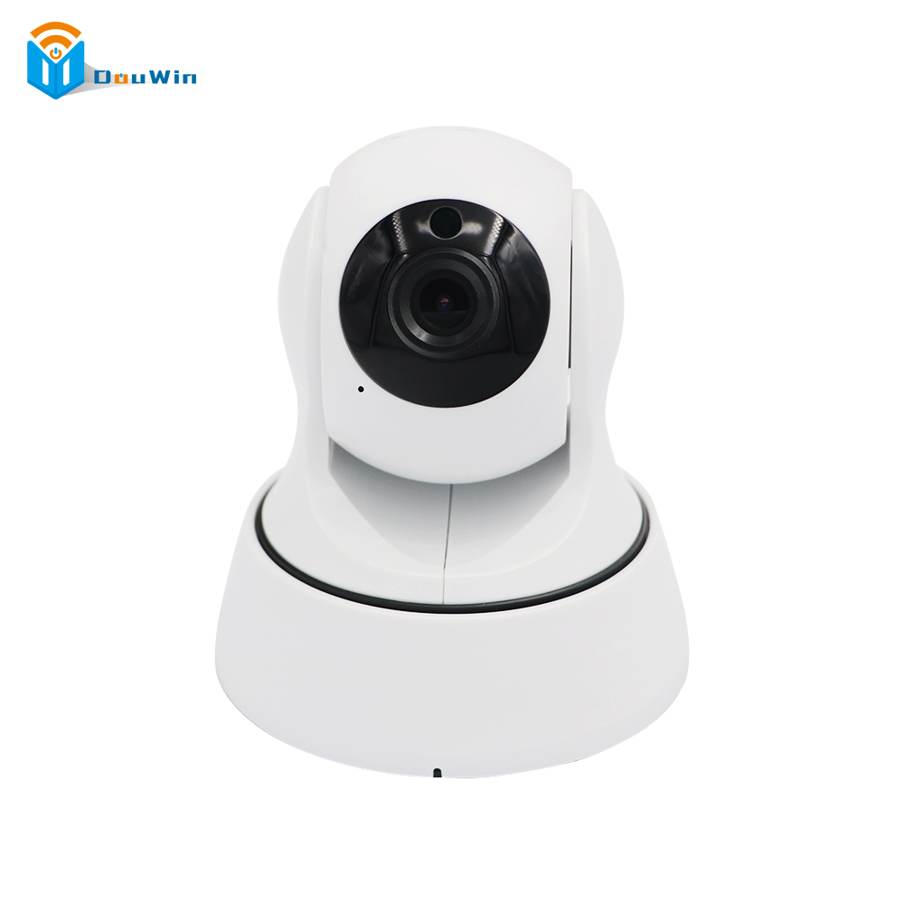 720P HD Wireless Wifi IP Camera Home Security Surveillance Camera P2P IR-Cut P/T Night Vision  Indoor Camera CCTV Baby Monitor<br>