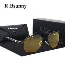 Brand Polarized Sunglasses Men New Fashion Eyes Protect Sun Glasses With Accessories Unisex driving goggles oculos de(China)