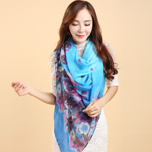 Buy 2017 Fashion Shawls Scarves Women long Cotton Scarf Brand foulard Fashionable Scarfs Warm Shawl Scarves for $4.08 in AliExpress store