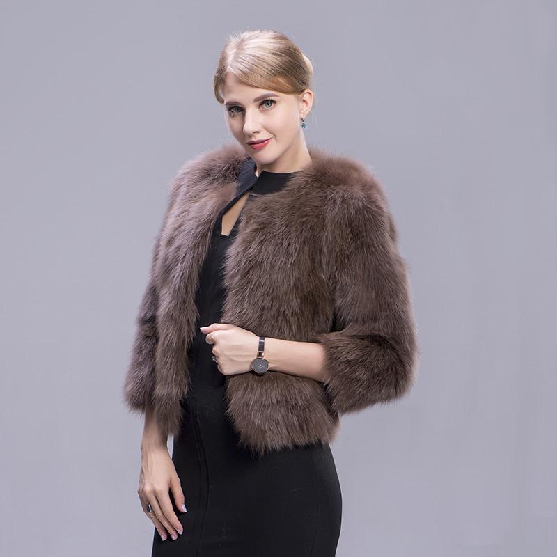 fox fur coat coffee 2 1