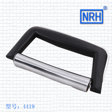 Hardware Accessories Wake Hand Luggage Handle Handle Draw Bar Toolbox Plastic Handle 4419