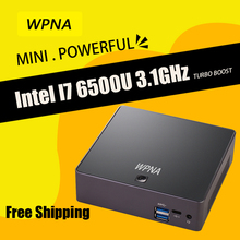 WPNA Nettop M1 intel core i5 i7 6200U 6500U HD Graphics 520 8GB 256GB SSD WIFI mini pc windows Computer office(China)