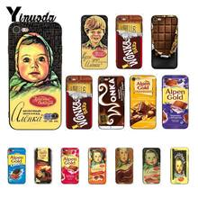 Yinuoda alenka bar wonka chocolate Custom Photo мягкий чехол для телефона iPhone 8 7 6 6S 6Plus X XS MAX 5 5S SE XR 10(Китай)