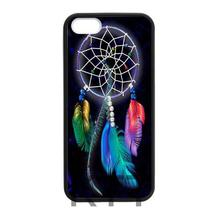 Dream catcher keyrin Tpu Nero cell phone bags case cover for 4S 5C 5S SE 6S 7 Plus IPOD Samsung NOTE IPOD Touch 4 5 HTC SONY