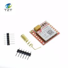 10pcs/lot Smallest SIM800L GPRS GSM Module MicroSIM Card Core BOard Quad-band TTL Serial Port(China)