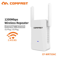 comfast 802.11ac 2.4G 5.8G Dual Band 600Mbps Ceiling Mount WiFi AP Router Wireless