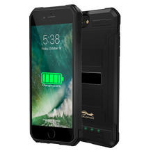 Portable Rechargeable Battery Charger Case 3000mah For iPhone 6 6S 7 External Power Case Cover 6 6S 7 Smart Phone Battery Case