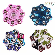 Buy 2017 Tri Fidget Spinner Toys EDC Hand Spinner Anti Stress Reliever ADAD Hand Spinners Cloud Puzzle Spiner Toys Children for $1.39 in AliExpress store