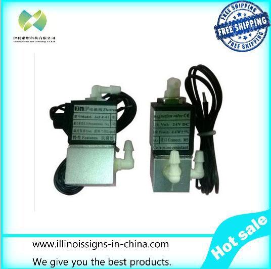 Solenoid Electromagnetism Valve / Magnetic Valve for JHF Vistra / Myjet Printers (DC24V / 4.4W)<br><br>Aliexpress