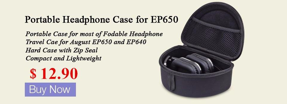 Portable Headphone Case