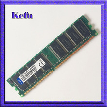 1GB PC3200 DDR400 400MHz 184Pin DIMM Desktop Low Density MEMORY Module 1G RAM Fully Test
