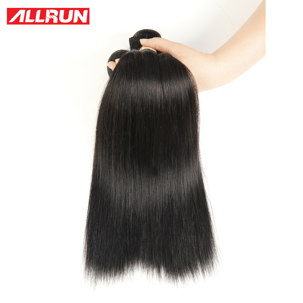 5 Bundels Indian Virgin Hair Best Selling Allrun Straight Hair 7A Unprocessed Virgin Hair Human Hair Extensions Straight<br><br>Aliexpress